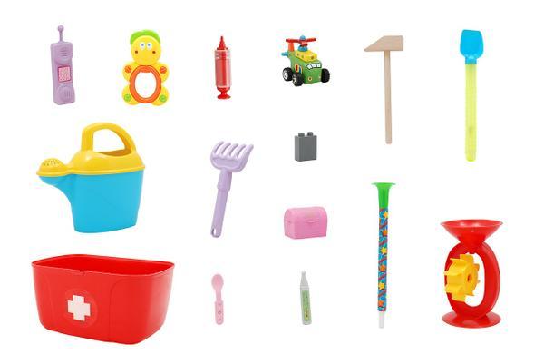 zabawkowe narzędzia dla dziecka