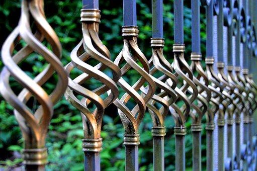 proste ogrodzenia panelowe w Tarnowskich Górach