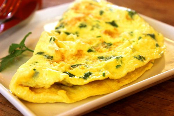 pojemnik na omlet do mikrofali