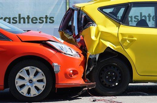 poważne wypadki samochodowe w Unii Europejskiej