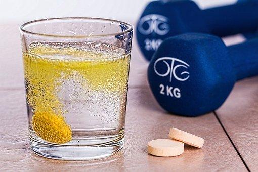 suplementy i witaminy dla sportowców