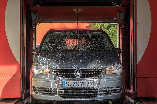 odkurzacz do myjni samochodowej